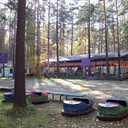 Игровая спортивная площадка